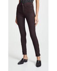 Hudson Jeans - Barbara High Rise Jeans - Lyst