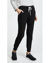 Monrow - Sporty Sweatpants - Lyst