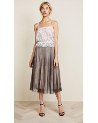 Loyd/Ford Lace Dress - Multicolor