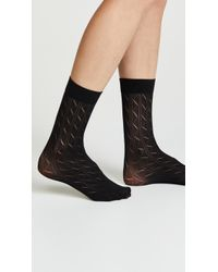 Wolford - Florence Socks - Lyst