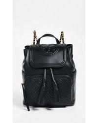 4b9cfa7bbb7 Lyst - Women s Tory Burch Backpacks Online Sale