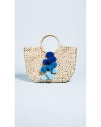 Hat Attack - Round Handle Tote - Lyst