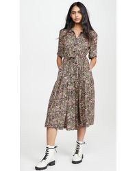 No. 6 Cather Dress - Multicolor
