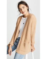 Free People - Phantom Cardigan - Lyst