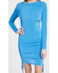 Lioness East Village Mini Dress - Blue
