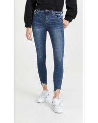 Pistola Denim Audrey Jeans - Blue