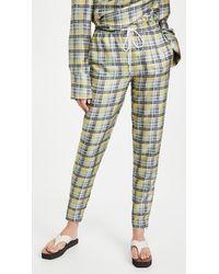 Hellessy Preston Trousers - Multicolour