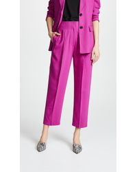 3.1 Phillip Lim - Pleated Trousers - Lyst
