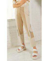 Stella Nova Stephie Trousers - Natural