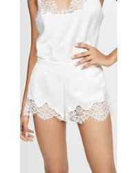Simone Perele Eclipse Night Shorts - Natural