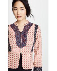 Antik Batik Patye Jacket - Multicolour