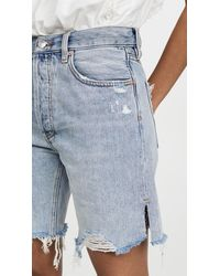 Free People Sequoia Shorts - Blue