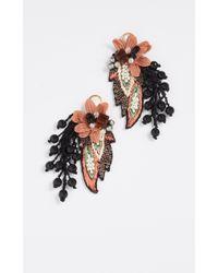 Lizzie Fortunato   Royal Earrings   Lyst