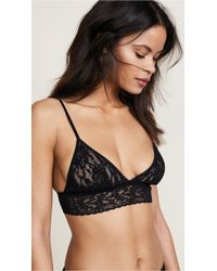 Hanky Panky - Signature Lace Padded Bralette - Lyst