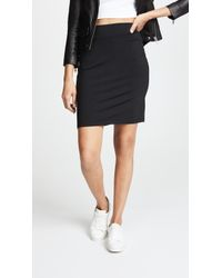 Susana Monaco - Straight Pencil Skirt - Lyst