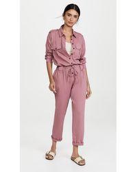 Xirena Wylie Jumpsuit - Pink