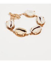 Brinker & Eliza All Summer Long Bracelet - Metallic