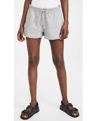 Theory Reversible Pull On Shorts - Multicolor