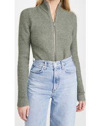 Ganni Soft Wool Knit Sweater - Multicolor