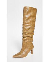 Zimmermann Tall Slouchy Boots - Multicolour