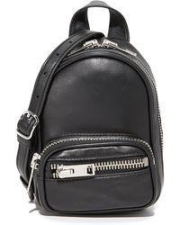 Alexander Wang Attica Soft Mini Backpack - Black