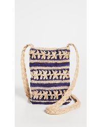 Vanessa Bruno Iphone Case Bag - Multicolour