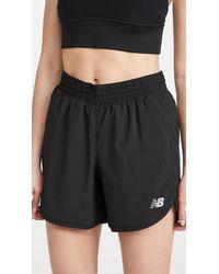 New Balance Accelerate Shorts - Black