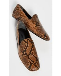 Vince Paz Loafers - Brown