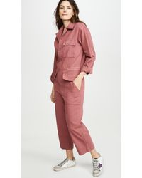 Current/Elliott - The Richland Coveralls - Lyst