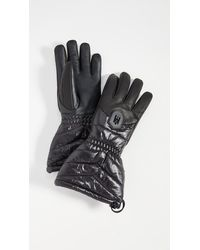 Mackage Adley Outdoor Gloves - Black