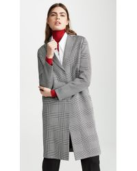Harris Wharf London Prices Of Wales Overcoat - Multicolour