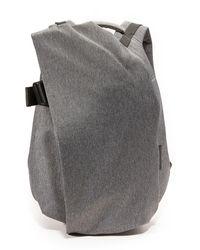 Côte&Ciel Isar Ecoyarn Medium Backpack - Black