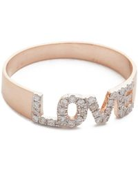 Kismet by Milka - Love Ring - Lyst