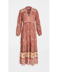Spell & The Gypsy Collective Portobello Road Gown - Multicolor