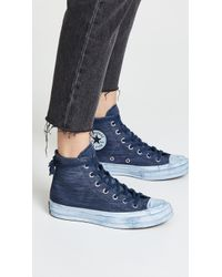 Converse - Chuck Taylor All Star 70 High Top Trainers - Lyst