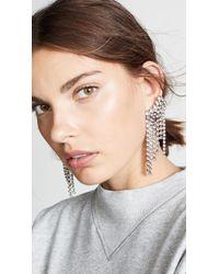 Isabel Marant Chandelier Earrings - Multicolour