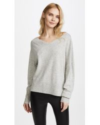 Brochu Walker - Reed Asymmetrical Pullover - Lyst