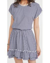Peixoto Nissi Dress - Blue