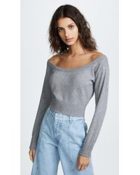 Alexander Wang - Cropped Pullover Jumper - Lyst