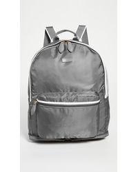 Paravel Fold Up Backpack - Gray