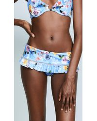 Nanette Lepore - Monaco Bouquet Sweetheart Bikini Bottoms - Lyst