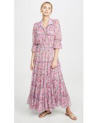 MISA Los Angles Hermosa Dress - Pink