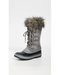 Sorel Joan Of Arctic Waterproof Snow Boot - Black