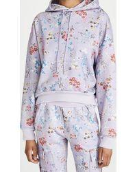Cinq À Sept Blaire Hooded Pullover - Multicolour