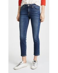 Joe's Jeans - The Icon Crop Jeans - Lyst