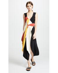 Kitx - Diversity Drape Dress - Lyst