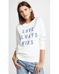 Sol Angeles - Love Always Pullover - Lyst