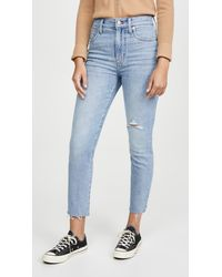 Madewell Perfect Vintage Jeans - Blue