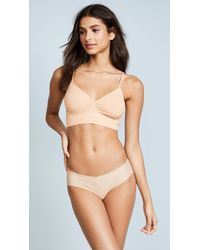 Yummie By Heather Thomson Audrey Seamless Day Bra - Natural