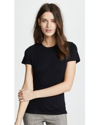 Vince - Essential Crew Tee - Lyst